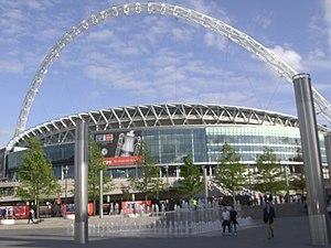 FA-cup final at New Wembley: Chelsea vs Man. U...
