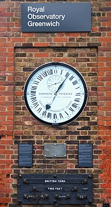 Jam observasi GMT terstandard