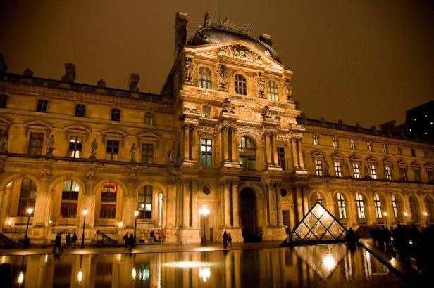 Louvre Museum Richelieu aisle