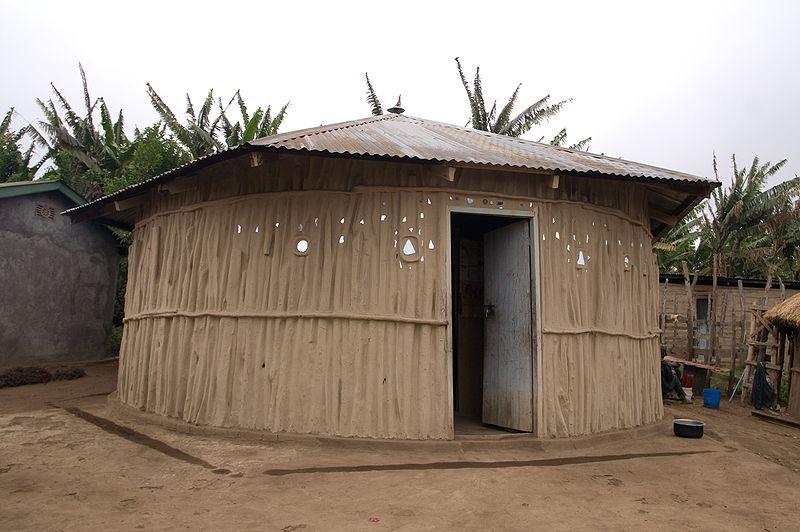 File:Maasai house outside.jpg