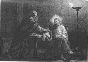 Nicodemus and Jesus