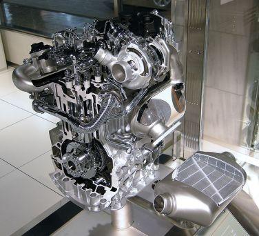 Jest to następca silnika 1.9 dCi