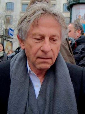 English: Roman Polanski in Paris at the lunch ...