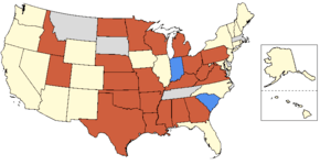 Mandatory pre-abortion waiting period laws in ...