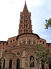 Saint-Sernin in Toulouse