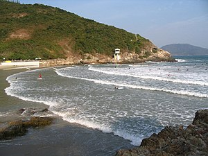 Photo of Big Wave Bay, Hong Kong Island