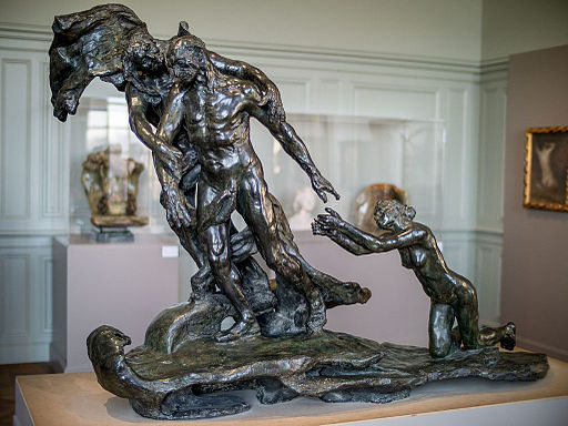 The Mature Age by Camille Claudel