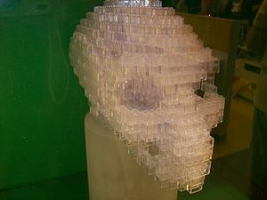 Another Pic of the Lego Crystal Skull.