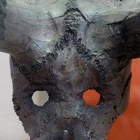 Prehistoric Deer Skull Headdresses