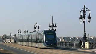 Pont De Pierre Bordeaux Wikipdia