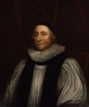 James Ussher, by Sir Peter Lely (died 1680). S...