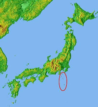 Resultado de imagen para El archipiélago de Izu