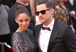 Nicole Richie and Good Charlotte lead singer J...