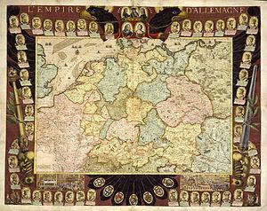 de Fer, Nicolas (1705) (in French), L'Empire d...