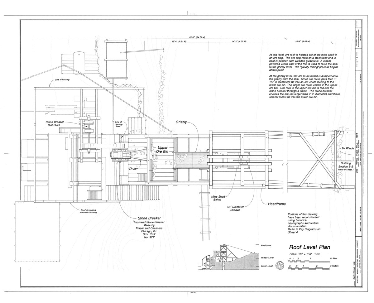 File Roof Level Plan