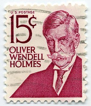 This Prominent Americans series stamp of the U...