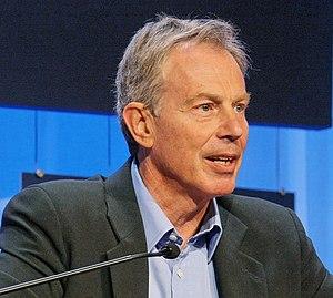 Tony Blair, Prime Minister of the United Kingd...