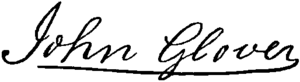 English: Signature of American Revolutionary W...