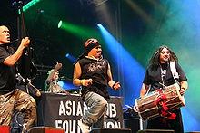 Asian Dub Foundation (ADF)