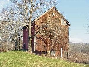 Conrad Botzum Pomeranian Forebay Barn, Cuyahog...
