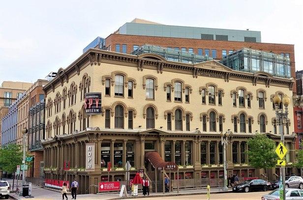 International Spy Museum - www.joyofmuseums.com - exterior