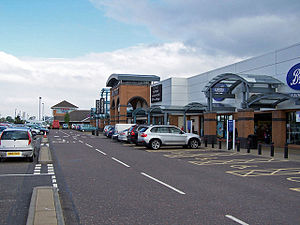 English: Inverness Retail and Business Park Lo...