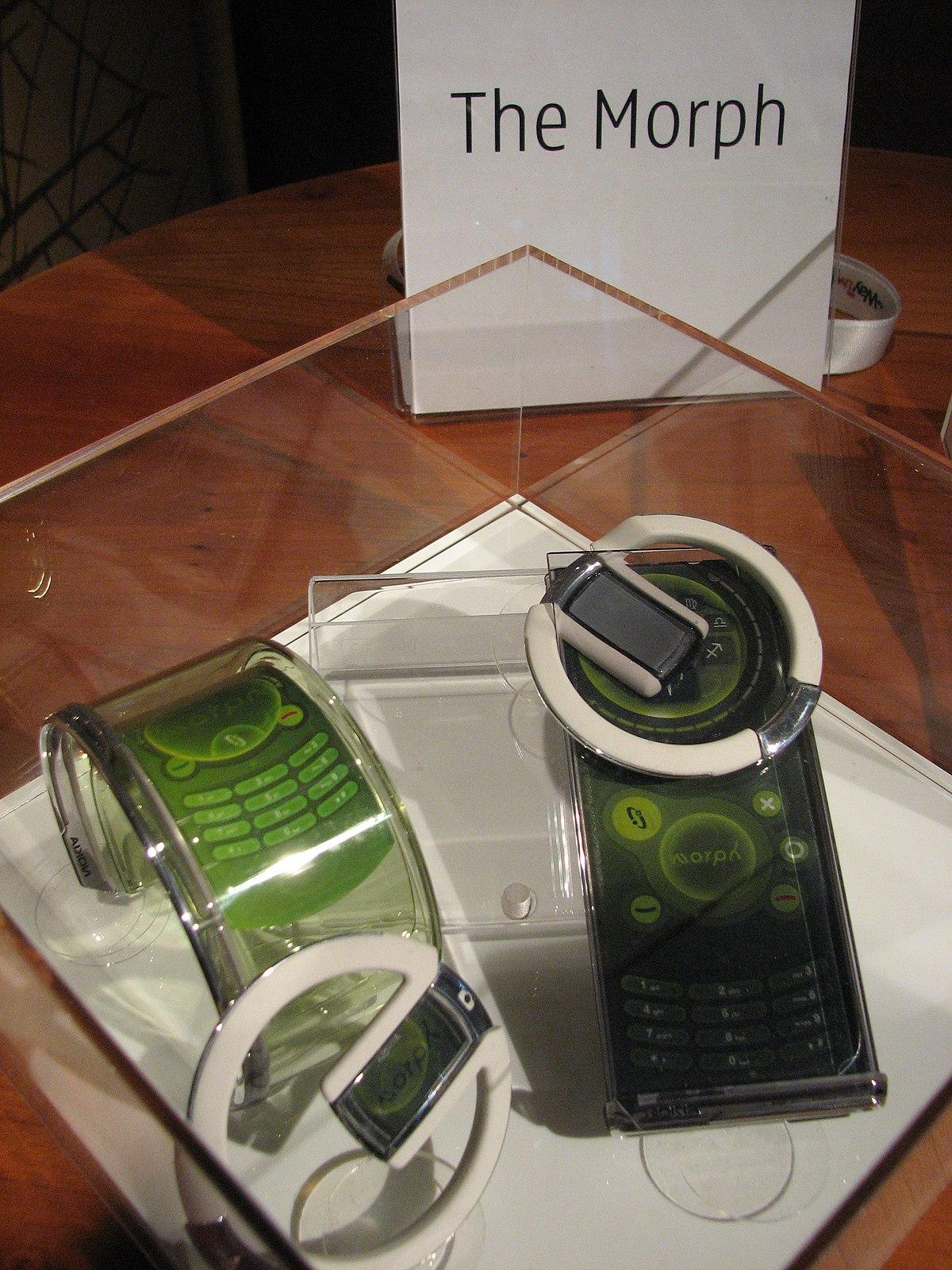 Nokia Morph Wikip 233 Dia
