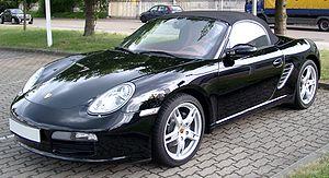Porsche Boxster (Typ 987)