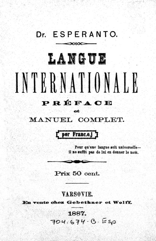 Unua Libro fr 001