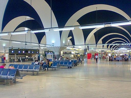 Aeropuerto Sevilla