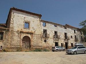 Español: Convento de San Pascual Bailón de Lau...