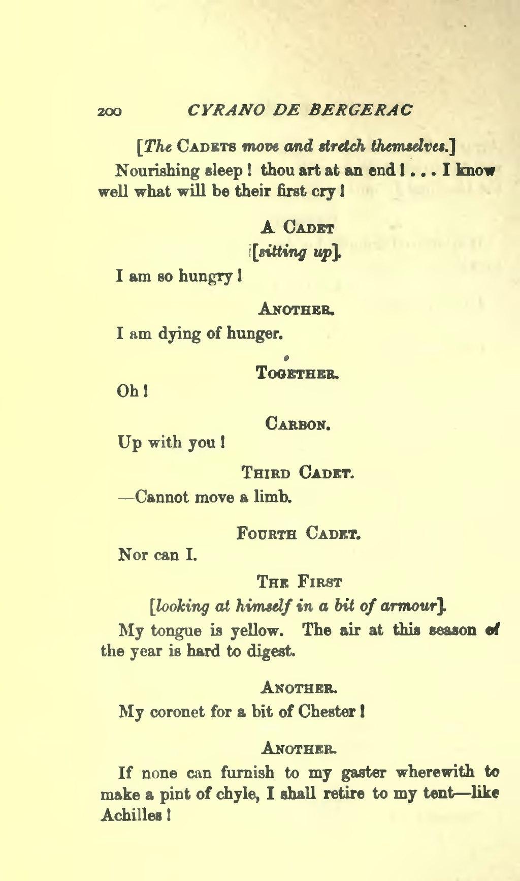 Page Cyrano De Bergerac Vu 212