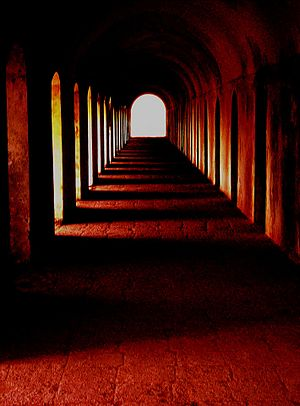English: A shot from ST.Angelo fort-kannur-ker...