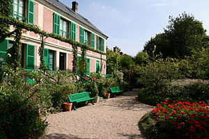 Giverny - Maison Monet