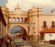 Ciudad de Guatemala.