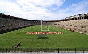 English: Harvard Stadium Cambridge