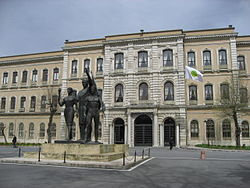 Istanbul University campus March 2008c.JPG