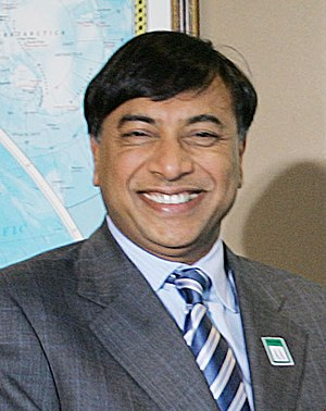 Lakshmi Mittal, Indian billionaire industriali...