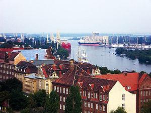 Mk Stettin Hafen