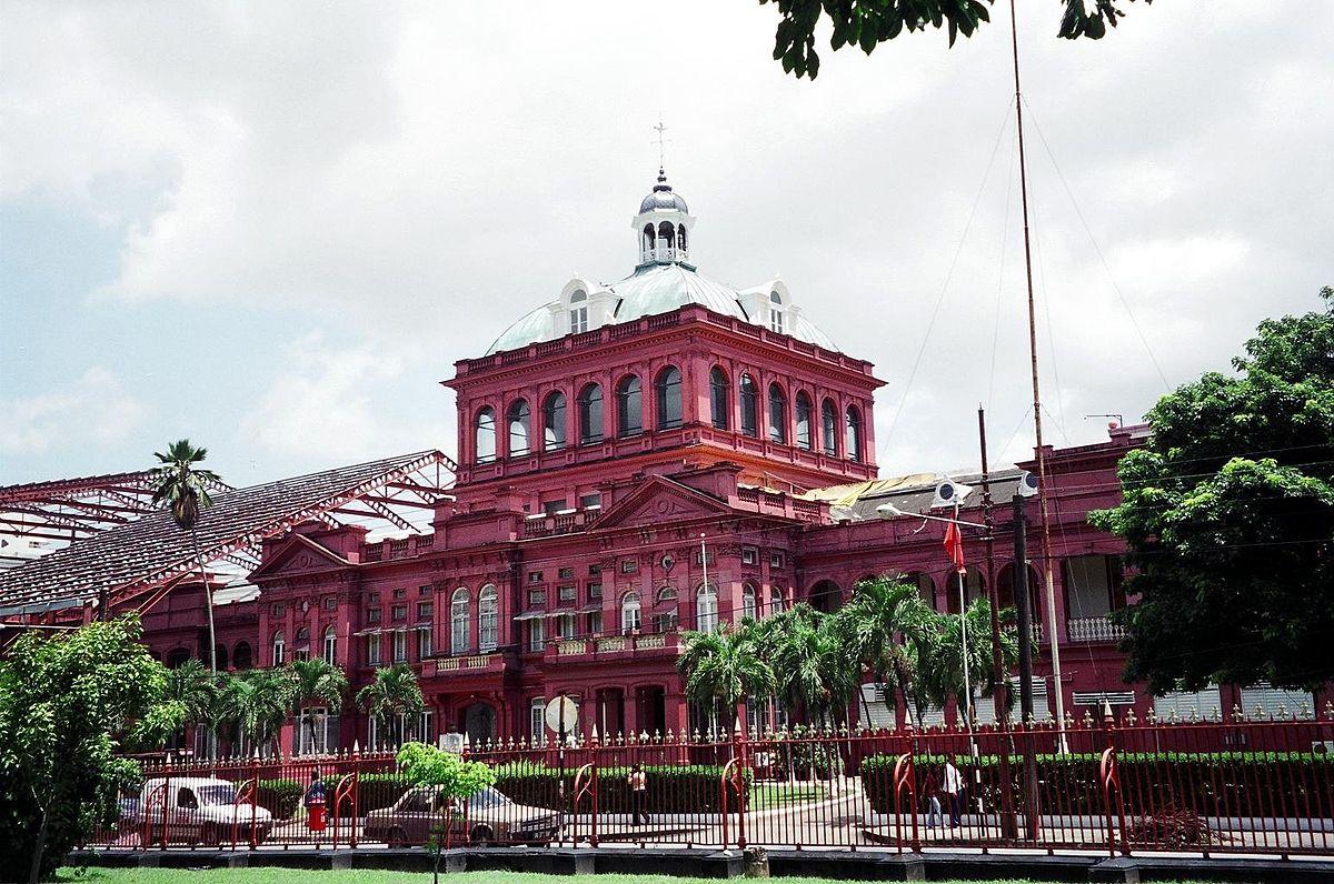 Government Trinidad And Tobago Buildings