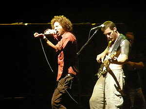 Rage Against The Machine Coachella 2007 Thier ...