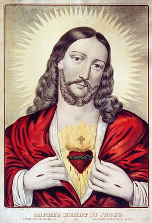 English: Sacred Heart
