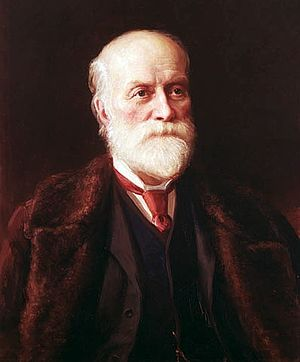 Sandford Fleming supervised construction of th...