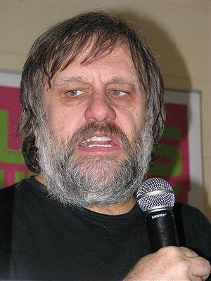 Slavoj Žižek, Slovenian philosopher, Lacanian ...