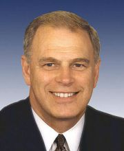 Ted Strickland, governor of the U.S. state of Ohio