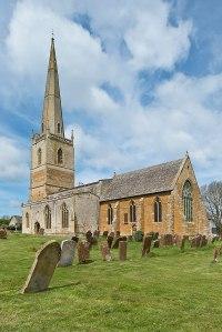 Tredington, Warwickshire, St Gregory