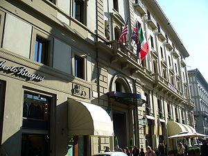 Savoy, Via Roma (Florence)