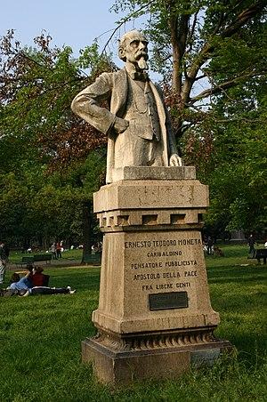 Tullio Brianzi (19th-20th century), Monument t...