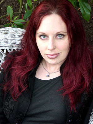 Cherie Priest author photo