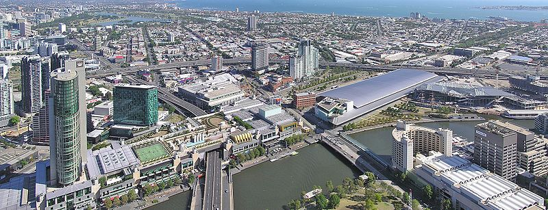 File:Crown Casino Complex & Melbourne Exhibition Building.jpg